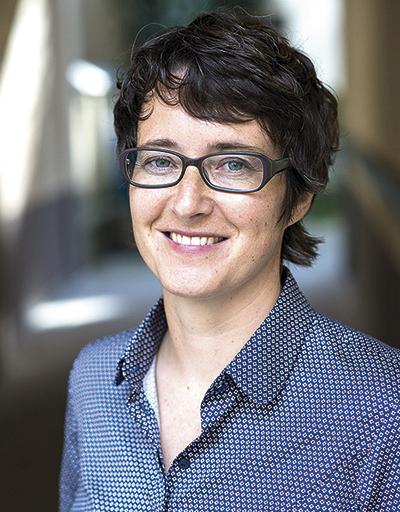 Dr. Alexandra Gilde, Geschäftsführerin stg – Die MitarbeiterBerater GmbH